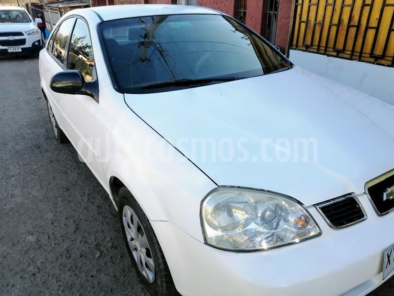 Chevrolet Optra 1.6 LS  usado (2004) color Blanco precio $2.400.000