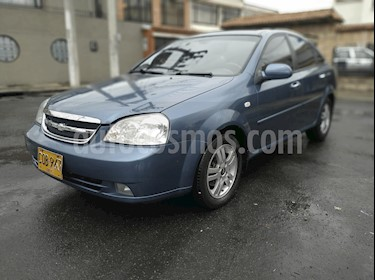 Chevrolet Optra Advance 1.8 AT 4P usado (2008) color Azul precio $16.300.000