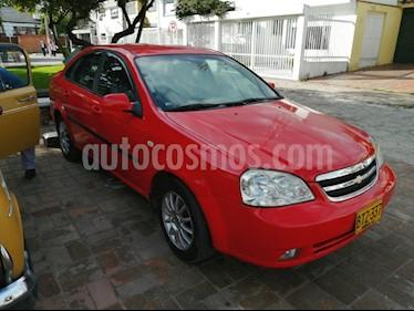Chevrolet Optra 1.4 usado (2006) color Rojo precio $13.200.000