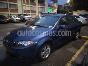 Chevrolet Optra Advance 1.6L usado (2011) color Azul Noruega precio $20.000.000