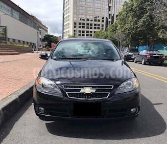 Chevrolet Optra Advance 1.8L Aut usado (2010) color Negro precio $15.000.000