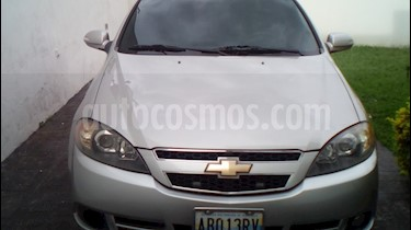 Chevrolet Optra Design 1.8L Aut usado (2009) color Plata precio u$s3.200