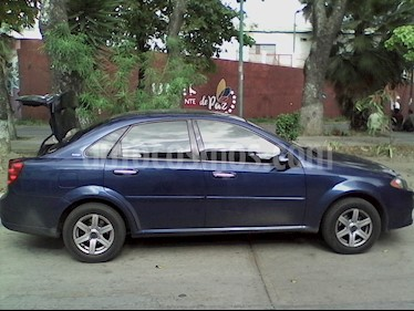 Foto venta carro usado Chevrolet Optra Design 1.8L Aut (2010) color Azul precio u$s2.600
