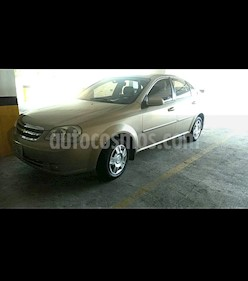 Foto venta carro Usado Chevrolet Optra Design (2007) color Marron