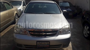 Foto venta carro usado Chevrolet Optra Design (2007) color Plata precio BoF2.800