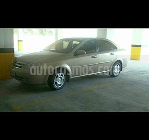 Foto venta carro usado Chevrolet Optra Design (2007) color Marron precio u$s1.700
