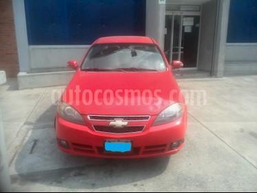 Foto venta carro usado Chevrolet Optra Design (2009) color Rojo precio u$s2.300