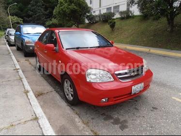 Foto venta carro usado Chevrolet Optra Design (2008) color Rojo precio u$s1.800