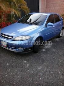 Foto venta carro usado Chevrolet Optra hatchback (2007) color Azul precio BoF2.550