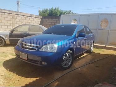 Foto venta carro usado Chevrolet Optra Limited (2008) color Azul precio u$s1.800