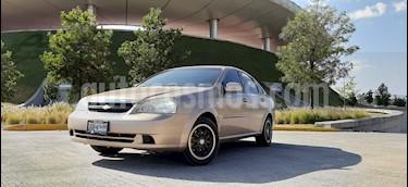 Chevrolet Optra 2.0L M usado (2008) color Arena precio $80,000