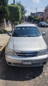 Chevrolet Optra 2.0L C usado (2010) color Gris Platino precio $68,500