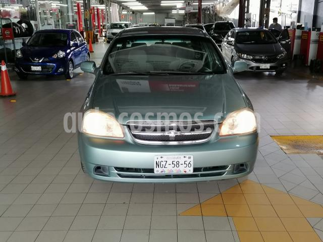Chevrolet Optra 4P 5 VEL A/A (M) usado (2008) color Azul precio $65,000