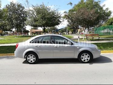 Chevrolet Optra 2.0L A usado (2008) color Plata precio $63,500