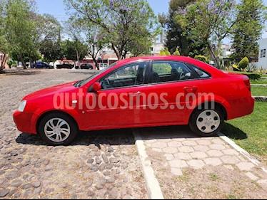Chevrolet Optra 2.0L A usado (2007) color Rojo Fuego precio $61,000