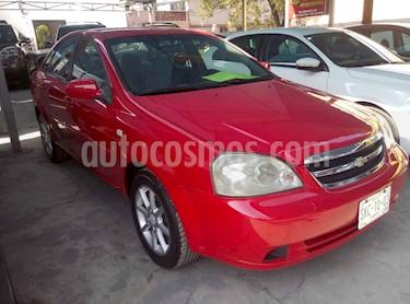 Chevrolet Optra 1.8L A Aut usado (2008) color Vino Tinto precio $99,000
