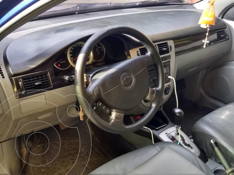 Chevrolet Optra 1.8 automatico usado (2008) color Azul precio BoF1.300