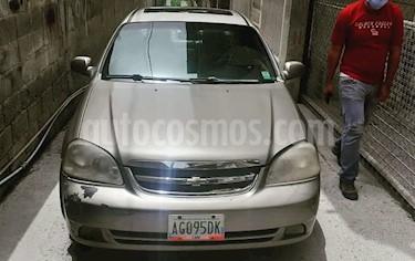 Chevrolet Optra 1.8 automatico usado (2007) color Plata precio BoF2.100