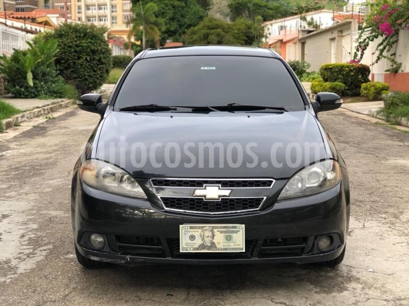 Chevrolet Optra Design 1.8L Aut usado (2009) color Negro precio BoF2.400