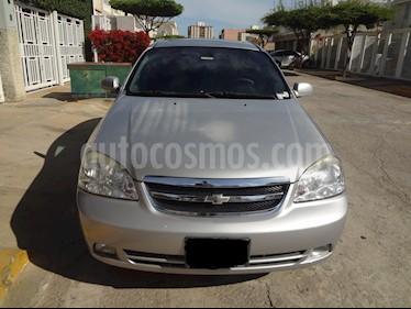 Chevrolet Optra Limited usado (2008) color Plata precio u$s1.800