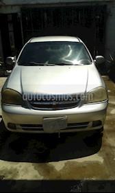 Chevrolet Optra Design usado (2007) color Plata precio BoF2.017.991.800