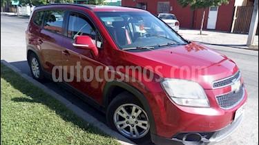 Foto Chevrolet Orlando 2.0L LS Diesel usado (2014) color Rojo precio $8.590.000