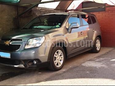 Foto venta Auto usado Chevrolet Orlando 2.4L LT Aut (2014) color Gris precio $7.700.000
