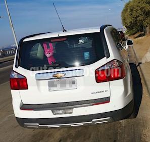 Chevrolet Orlando 2.4L LT Aut usado (2014) color Blanco precio $7.980.000