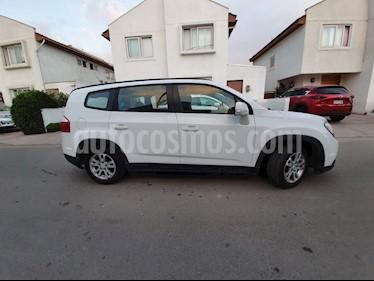 Chevrolet Orlando 2.0L LS Diesel Aut usado (2016) color Blanco precio $11.900.000