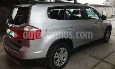 Chevrolet Orlando LS 2.0 Diesel  usado (2017) color Plata precio $12.000.000