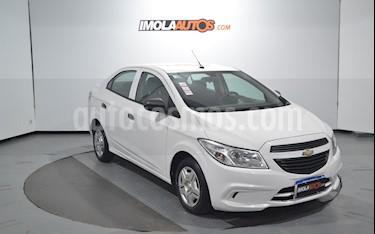 Chevrolet Prisma Joy LS + usado (2018) color Blanco precio $460.000