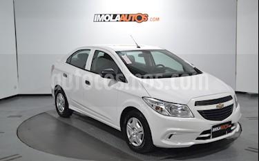 Chevrolet Prisma Joy LS + usado (2018) color Blanco precio $545.000