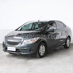Chevrolet Prisma Joy LS usado (2017) color Negro precio $643.000