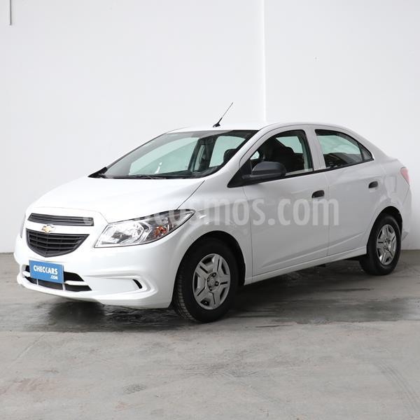 Chevrolet Prisma Joy LS + usado (2018) color Blanco precio $699.000