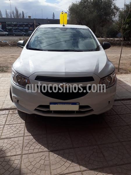 Chevrolet Prisma Joy LS usado (2017) color Blanco precio $650.000