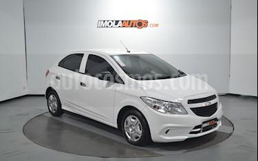 Chevrolet Prisma Joy LS + usado (2018) color Blanco precio $515.000