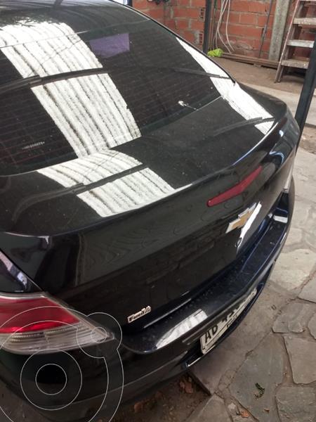 Chevrolet Prisma Joy LS usado (2017) color Negro precio $800.000