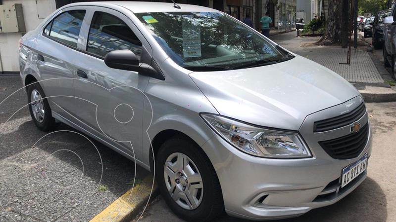 Foto Chevrolet Prisma Joy LS + usado (2018) color Plata precio $1.110.000
