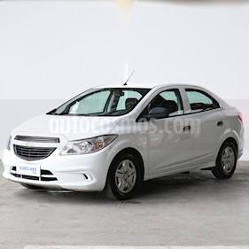 Chevrolet Prisma Joy LS + usado (2018) color Blanco precio $471.000