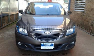 Foto venta Auto usado Chevrolet Prisma - (2013) color Marron precio $340.000