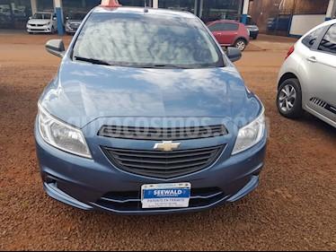 Foto venta Auto Usado Chevrolet Prisma - (2015) color Azul precio $290.000