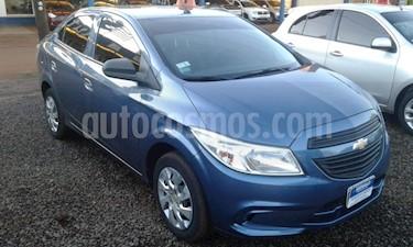 Foto venta Auto usado Chevrolet Prisma - (2015) color Azul precio $340.000
