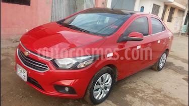 Foto venta Auto usado Chevrolet Prisma 1.4L LTZ  (2017) color Rojo precio $36,000
