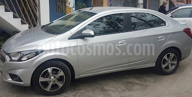 Chevrolet Prisma 1.4L LTZ  usado (2017) color Plata precio u$s10,700