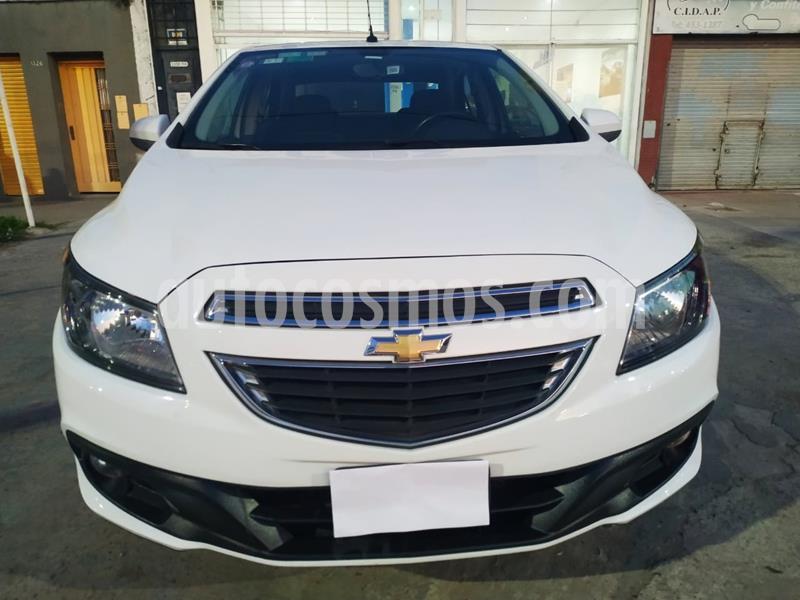 Chevrolet Prisma LTZ usado (2015) color Blanco Summit precio $660.000