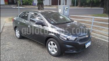 Chevrolet Prisma LT usado (2018) color Negro precio $770.000
