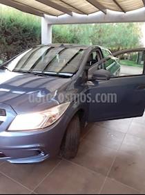 Chevrolet Prisma LT usado (2016) color Azul precio $535.000