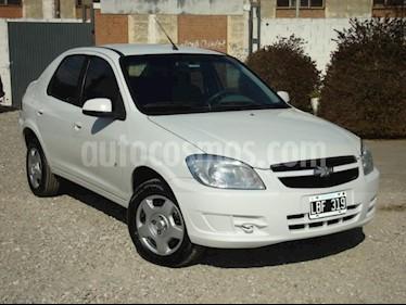 Chevrolet Prisma LT usado (2012) color Blanco precio $180.000