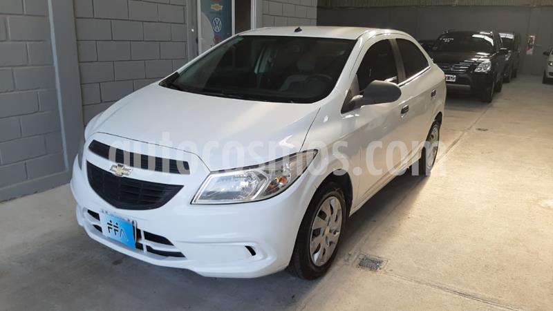 Chevrolet Prisma LT usado (2015) color Blanco precio $799.000