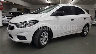 Chevrolet Prisma LT usado (2017) color Blanco precio $570.000